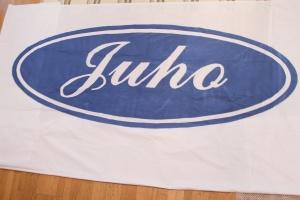 HartusvuoriWRT Juho-lippu