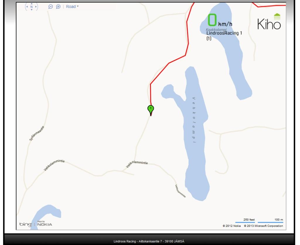GPS-seuranta osoitti Joonas Lindroosille nopeudeksi nollat kesken Mikkelin SM-rallin viimeistä erikoiskoetta. Sitä palvelu ei kertonut, että edessä oli este ja takana pian jono.