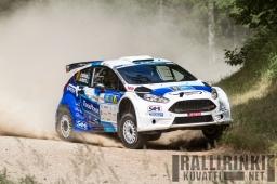 Tutustumismatkalla Etelä-Eestissä eli Ralliringin raportti Rally Estoniasta