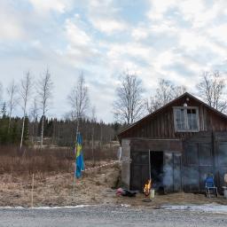 Peruttu eli Rallirinki Lesjöforsin erikoiskokeella